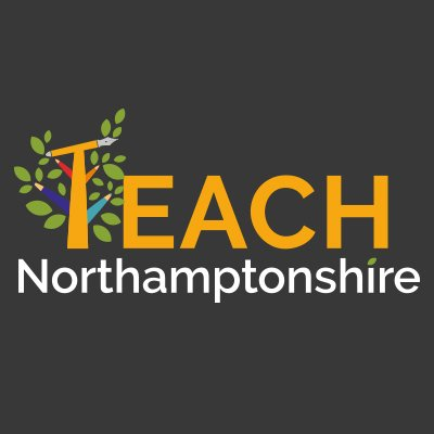 teach northants logo